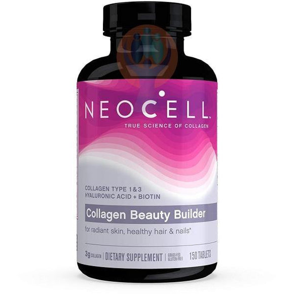 NeoCell Collagen Beauty Builder Tablets - Raise the Bar Wellness