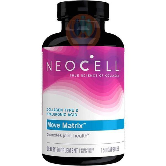 NeoCell Move Matrix Capsules - Raise the Bar Wellness
