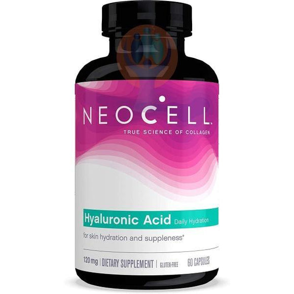 NeoCell Hyaluronic Acid Daily Hydration - Raise the Bar Wellness