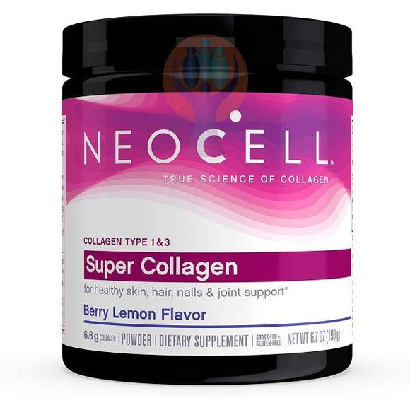 NeoCell Super Collagen Powder - Raise the Bar Wellness