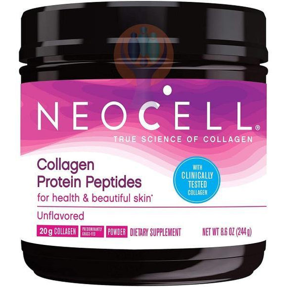 Neocell Collagen Protein Peptides Powder - Raise the Bar Wellness