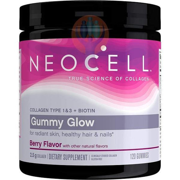 NeoCell Gummy Glow - Raise the Bar Wellness