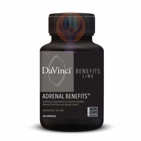 Adrenal Benefits Supplement