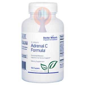 Adrenal C Formula Supplement