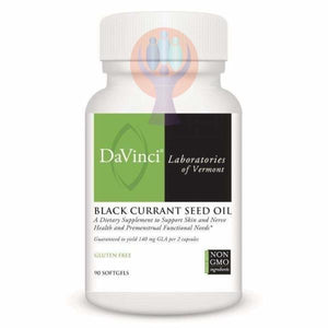 Black Currant Seed Oil Supplement