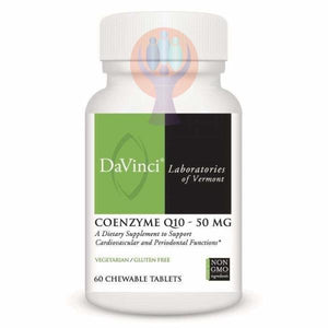 Coenzyme Q10-50Mg Supplement