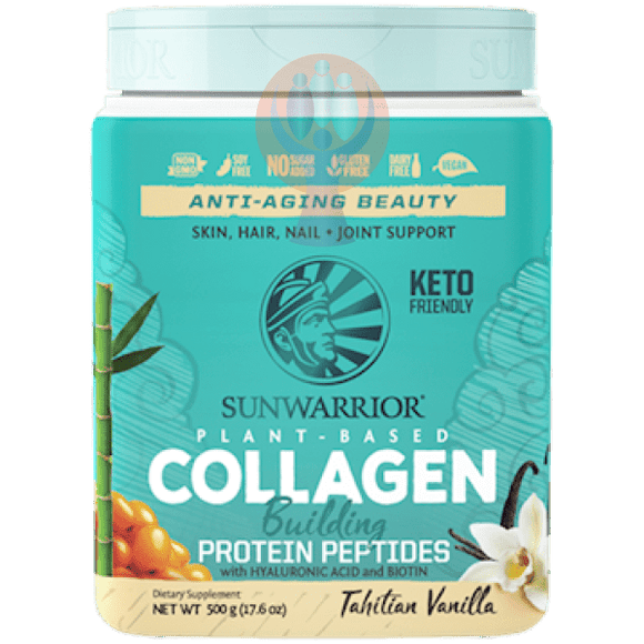 Collagen Plant-Based Protein Supplement