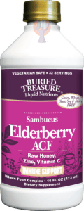 Elderberry ACF - Raise the Bar Wellness