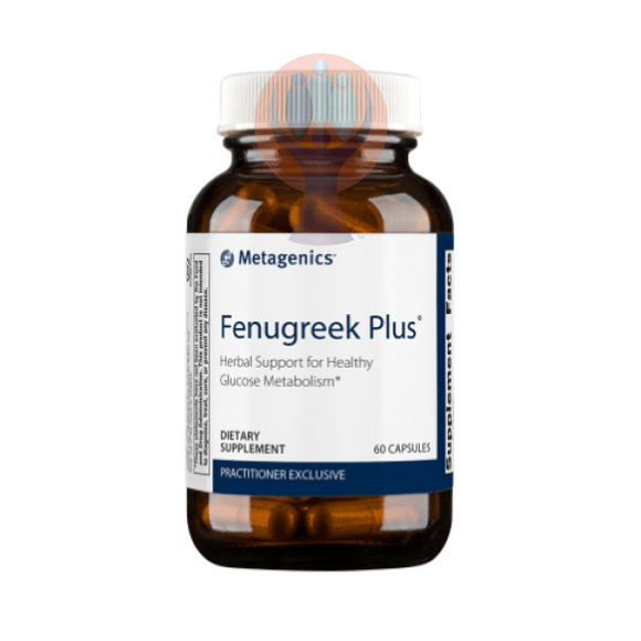 Fenugreek Plus 60 Capsules - Raise the Bar Wellness