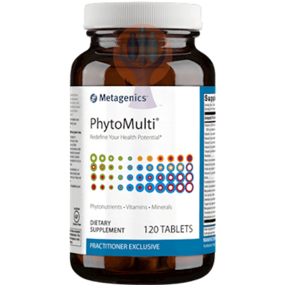 PhtyoMulti without Iron 120 Tablets - Raise the Bar Wellness