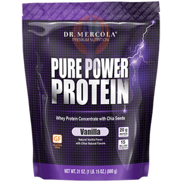 Pure Power Protein Supplement