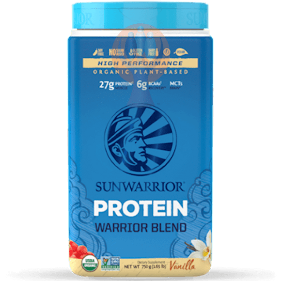 Warrior Blend Organic Protein Powder