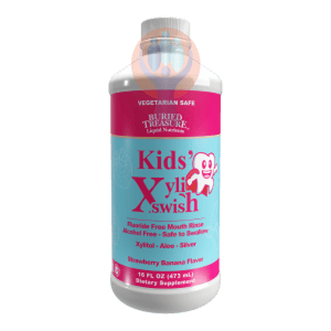 Kids' XyliSwish All Natural Mouth Rinse - Raise the Bar Wellness
