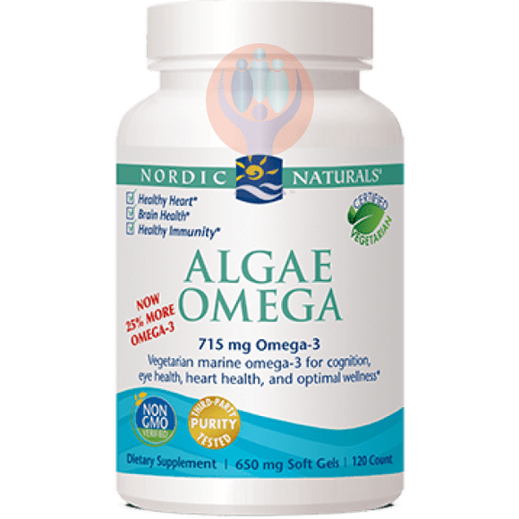 Algae Omega Supplement
