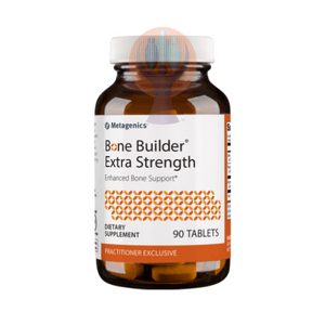 Bone Builder Extra Strength 90 Tablets - Raise the Bar Wellness