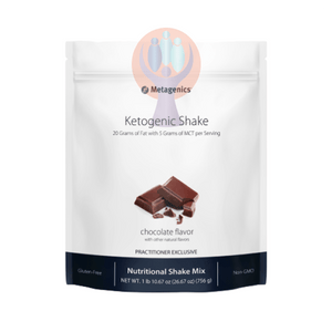 Ketogenic Chocolate Shake 1 lb. 10.67 oz - Raise the Bar Wellness