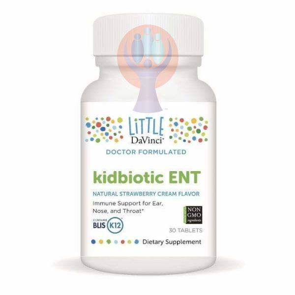 Kidbiotic Ent Supplement