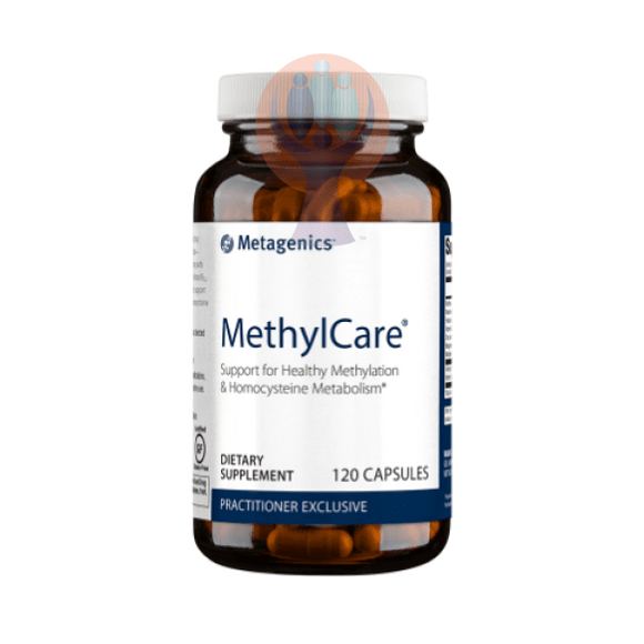 MethylCare 120 Capsules - Raise the Bar Wellness