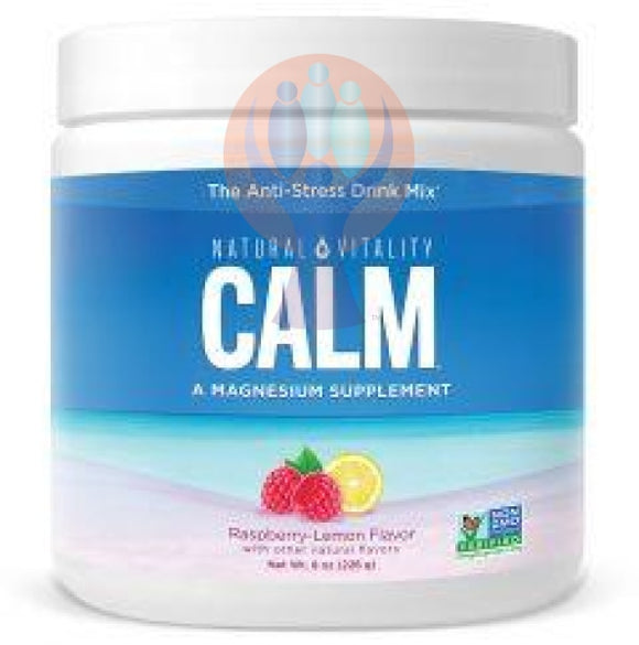 Natural Vitality CALM® Raspberry Lemon