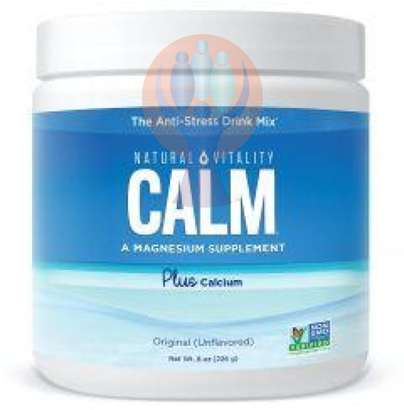Natural Vitality CALM® Plus Calcium