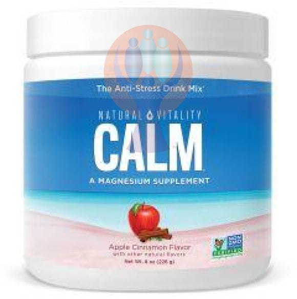 Natural Vitality CALM® Apple Cinnamon