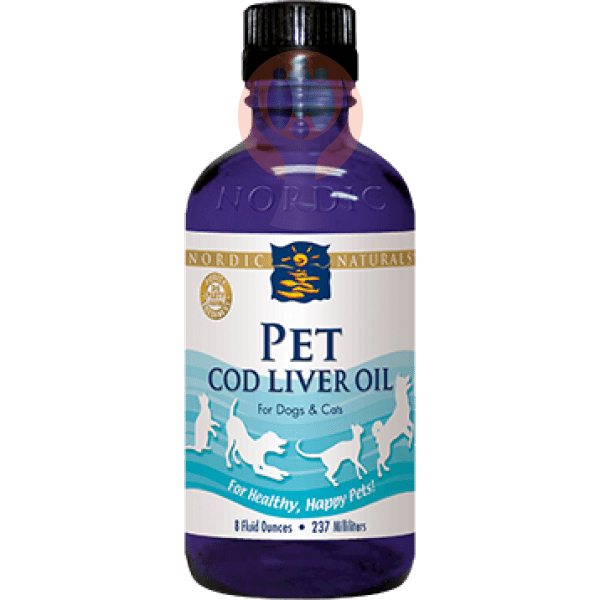 Pet Cod Liver Oil Supplement