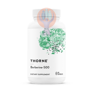 Berberine-500 - Raise the Bar Wellness