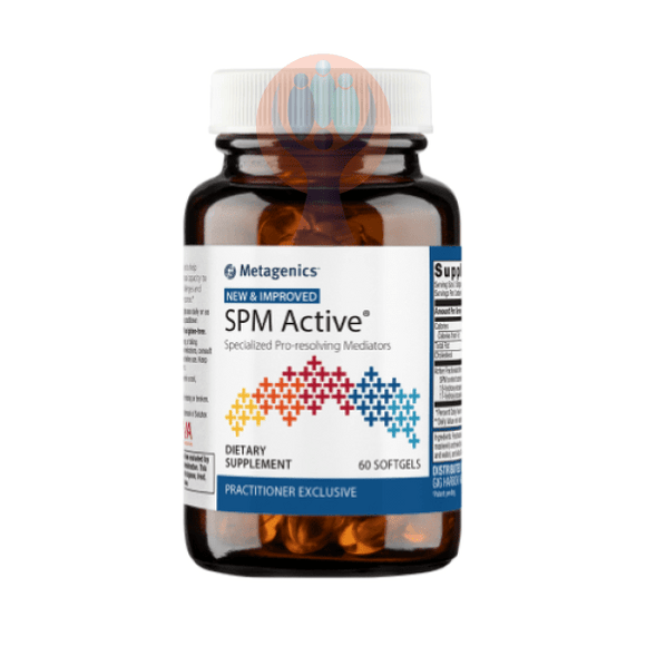 SPM Active 60 Softgels - Raise the Bar Wellness