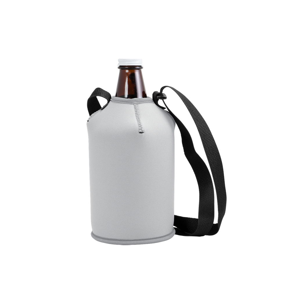 Growler Cover with Strap - Neoprene