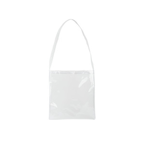 Sunshine Tote - Clear Vinyl