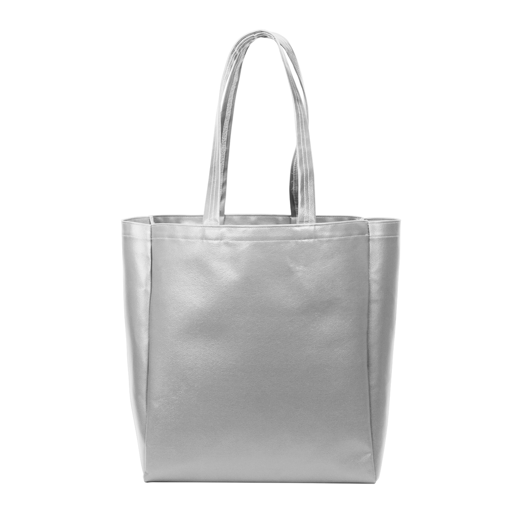 All That Grocery Tote - Vegan Leather