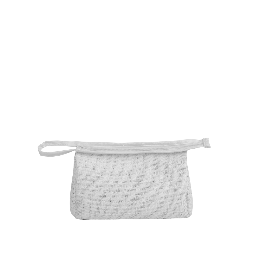 Jet Setter Pouch - Medium - Straw