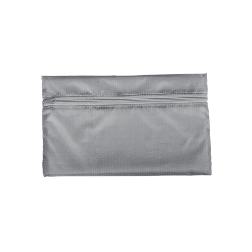 Large Zip Front Pouch - Ripstop