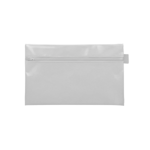 Large Zip Front Pouch - Tarpaulin