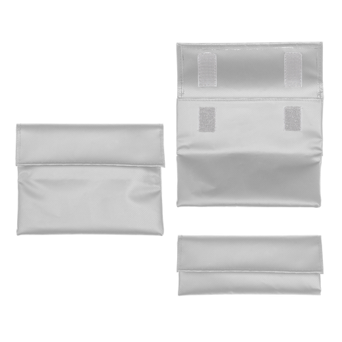 Large Foldover Pouch-Tarpaulin