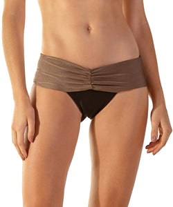 Bottom Australia Caramel Preto