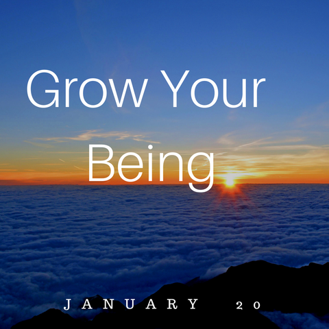 Lighthouse Workshop Presents: Grow Your Being