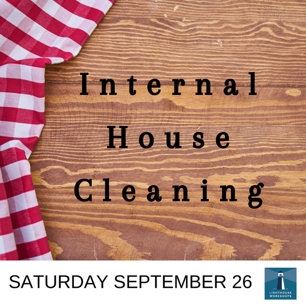 Internal House Cleaning