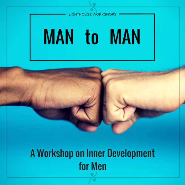 Man to Man: A Workshop on Inner Development for Men