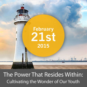 [CLOSED] The Power that Resides Within; Cultivating the Wonder of our Youth