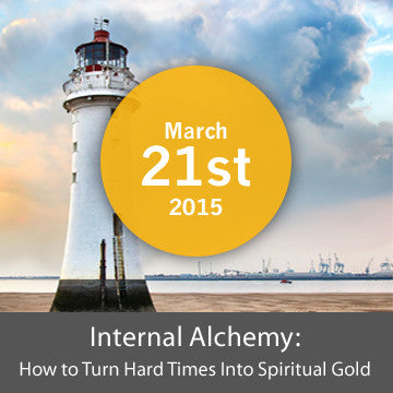 [Closed] Internal Alchemy: How to turn hard times into spiritual gold
