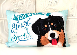 Australian Shepherd - You Make My Heart Smile