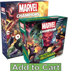 Marvel Champions The Rise of Red Skull Expansion