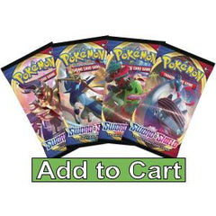 Pokemon Booster Packs Add to Cart