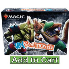 Add to Cart - Unsanctioned