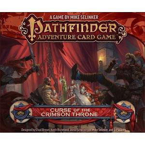 Pathfinder Adventure Card Game Curse of the Crimson Throne