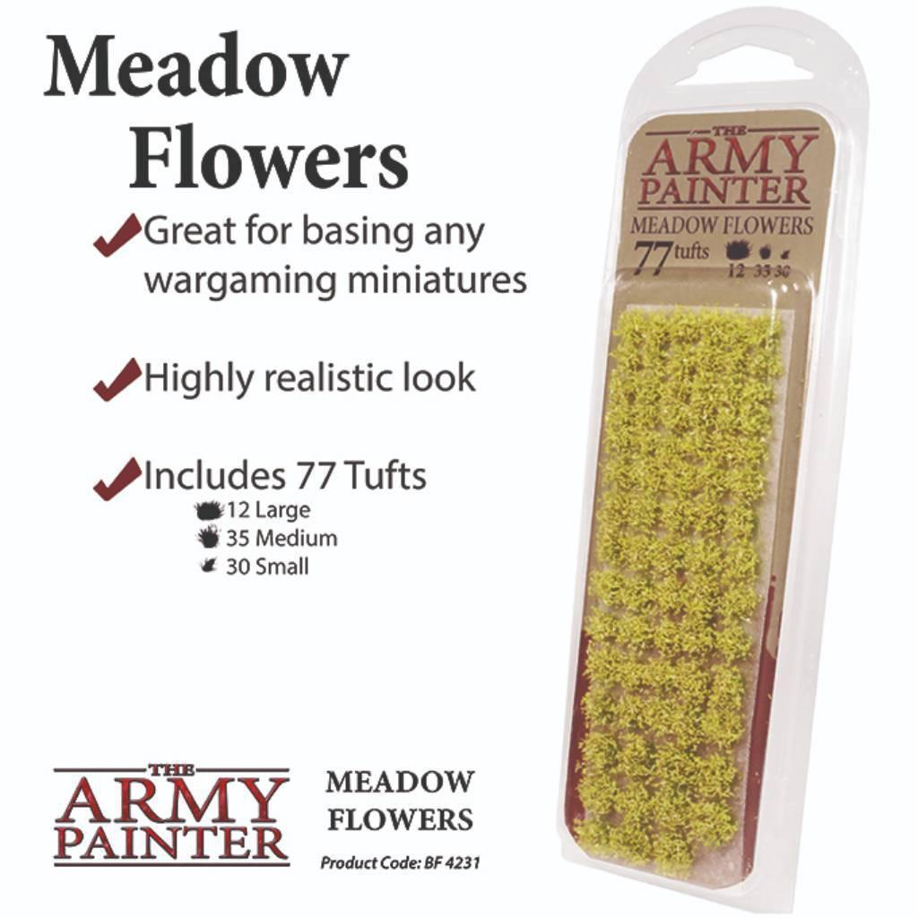 Army Painter Meadow Flowers Basing