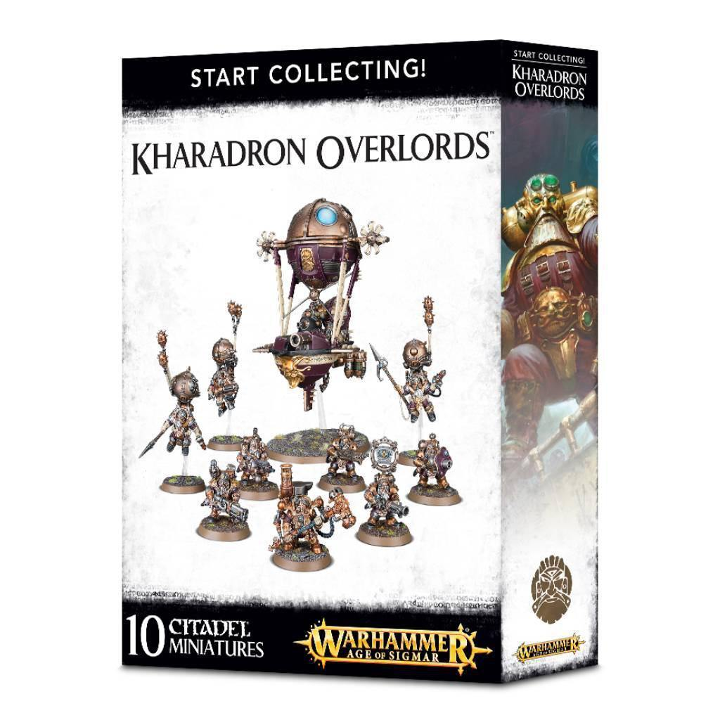 Age of Sigmar Kharadron Start Collecting!