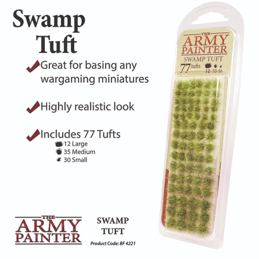 Army Painter Swamp Tuft Basing