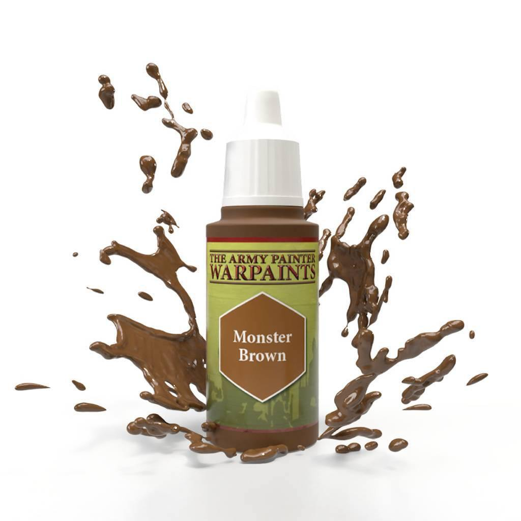 Army Painter Warpaints Monster Brown - The Haunted Game Cafe